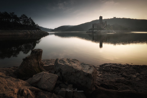 châteaudegrangent france paysage pentax pentaxk3ii sigma1020f456 blending couchant coucherdesoleil landscape loire sun sunlight sunset île