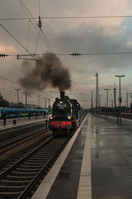BR 78 468 in Rheine