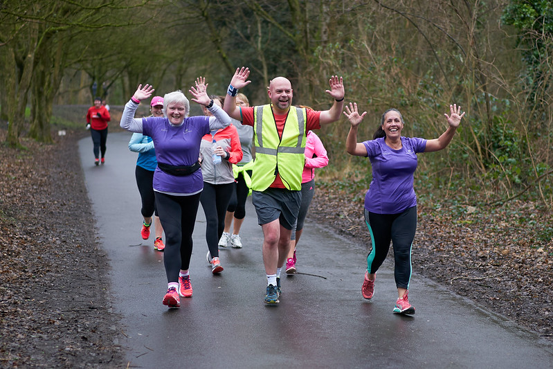 Crathes Castle parkrun