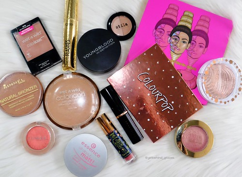 Makeup stash Jan 2018 | by <Nikki P.>