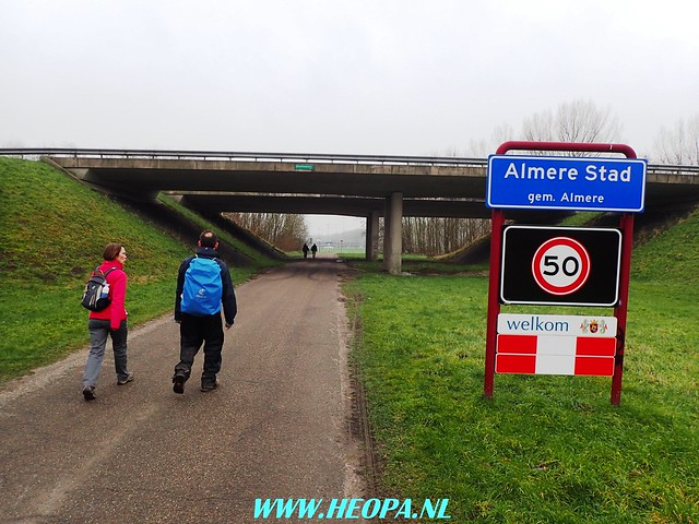 2018-01-13  Almere-Parkwijk  32 Km (81)