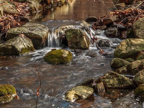 smack53 ringwoodstatepark ringwood newjersey stream creek river brook water waterfall rocks scenic scenery landscape outdoors outside winter wintertime winterseason canon powershot g12 canonpowershotg12 njbotanicalgardens njstatepark longexposure