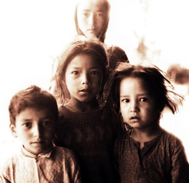 the children of Keylong