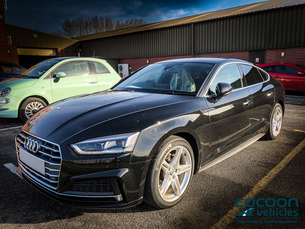 Short Term Car Lease >> Audi A5 Sportback 2 0 Tfsi S Line S Tronic On Short Term C