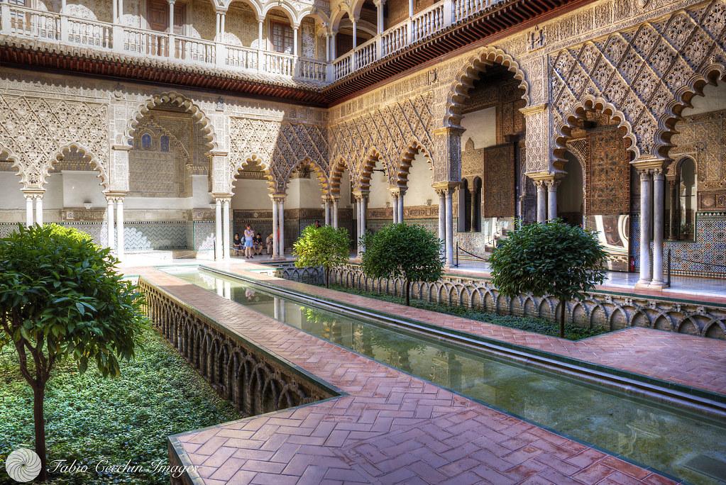 Alcazar Sevilla.