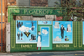 P Galkoff, Family Butcher, 29 Pembroke Place, Liverpool - 14 Dec 2008