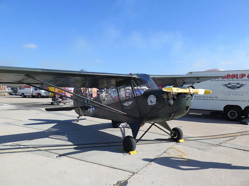 Aeronca L-3B Grasshoper 1