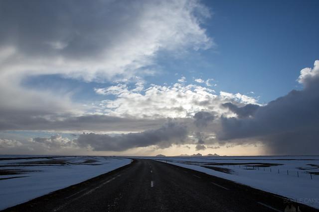 The View to Vestmannaeyjar