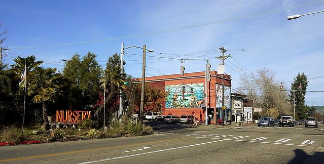 Main Street U.S.A., Ruston, WA