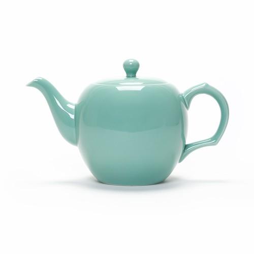 Camellia Sinensis Teapot Antique Blue