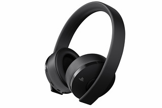 Gold Wireless Headset_02 | by PlayStation Europe