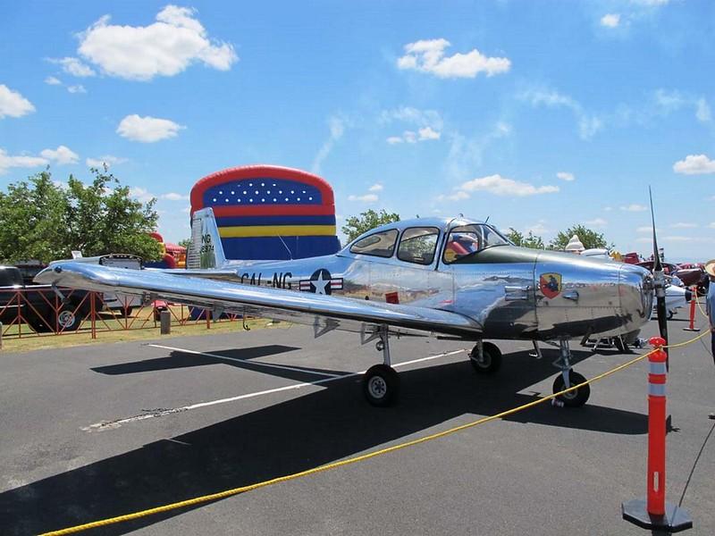 Ryan L-17B Navion 1