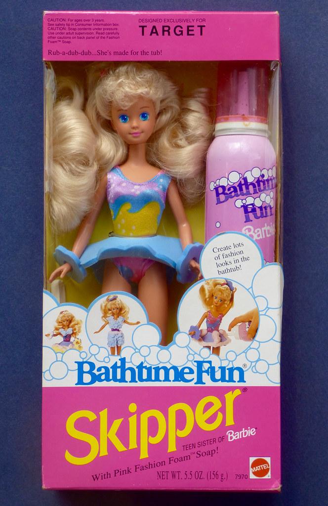 Skipper | Vintage Skipper, Barbie's original little sister