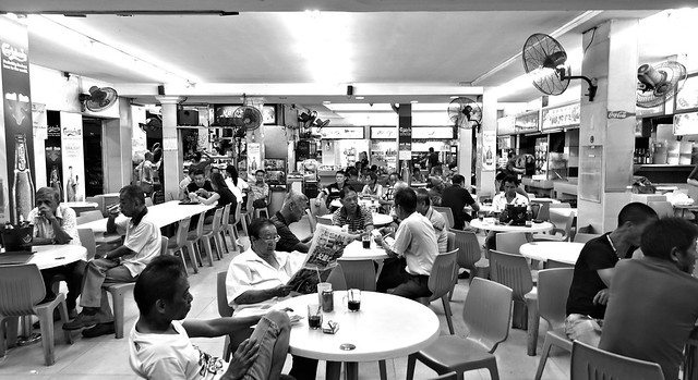 Male Diners (SINGAPORE)
