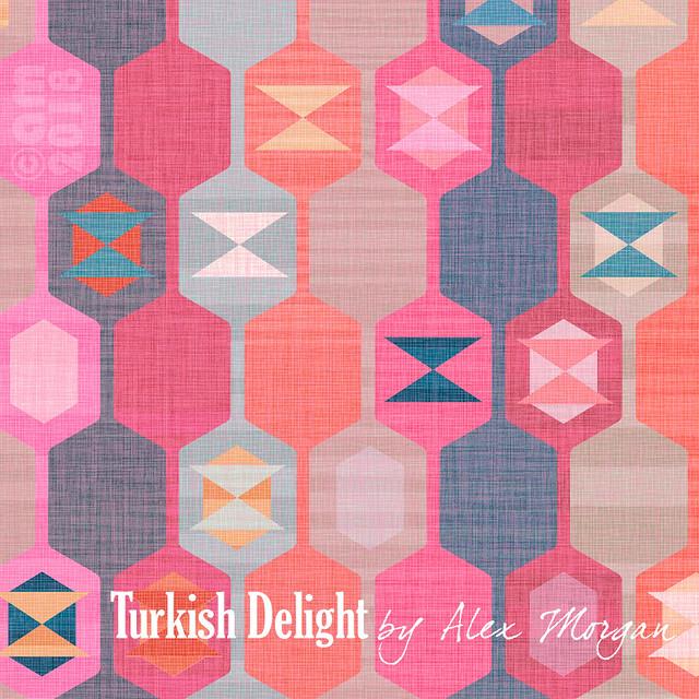 Turkish Delight by Alex Morgan