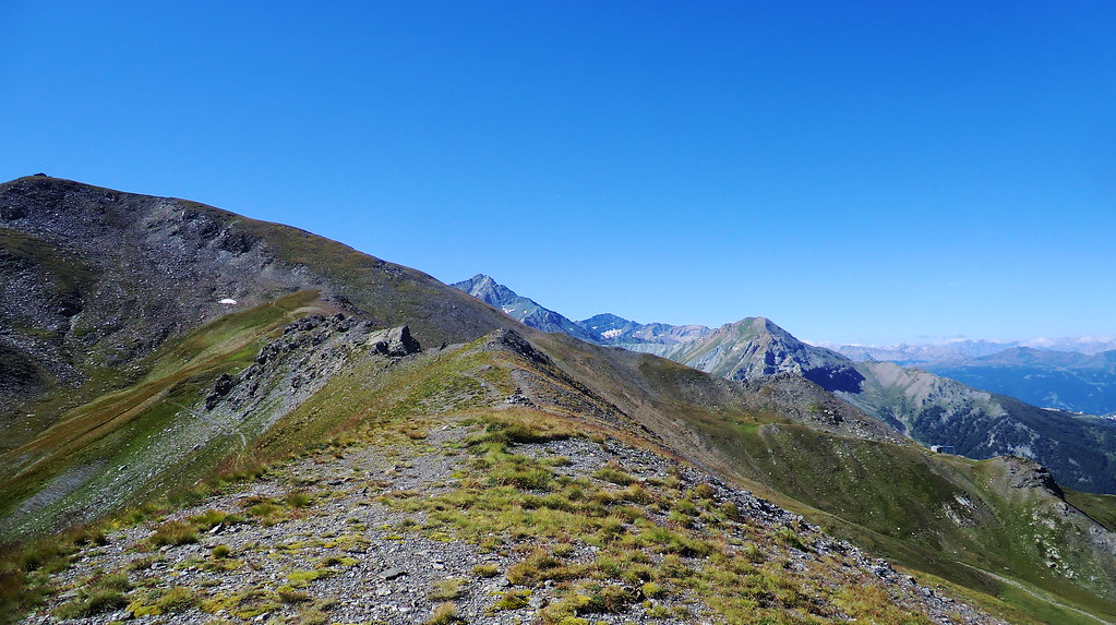 Baraccamenti nel vallone del Pis (Massello)