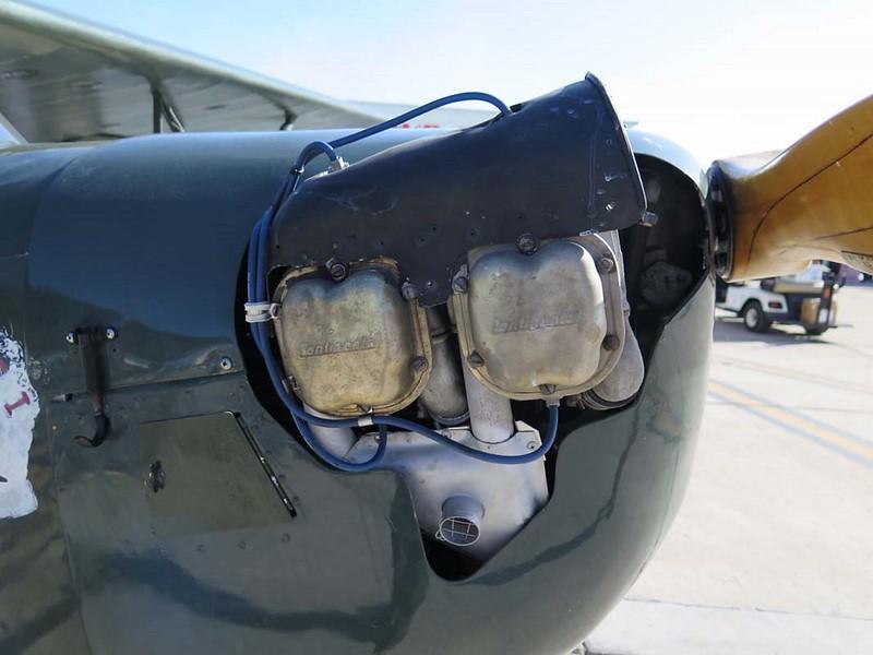 Aeronca L-3B Grasshoper 7