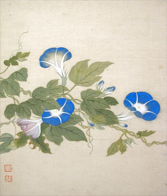 Fleurs de Yun Shouping (Shanghai Museum, Chine)