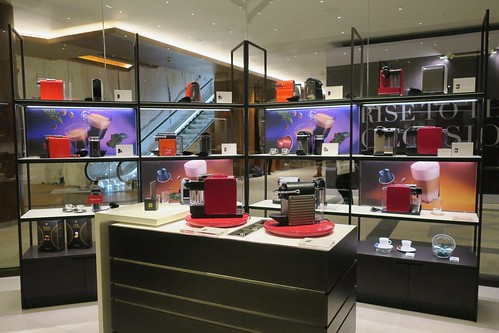 Nespresso at Power Plant Mall | by chuvaness