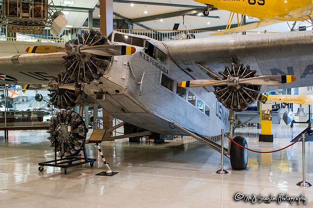 9206 USN | Ford RR-5 Tri-Motor | National Naval Aviation Museum