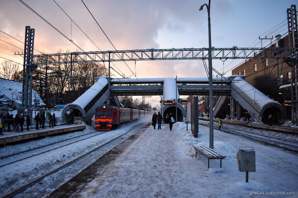 Правильно и неправильно: переходы через железную дорогу