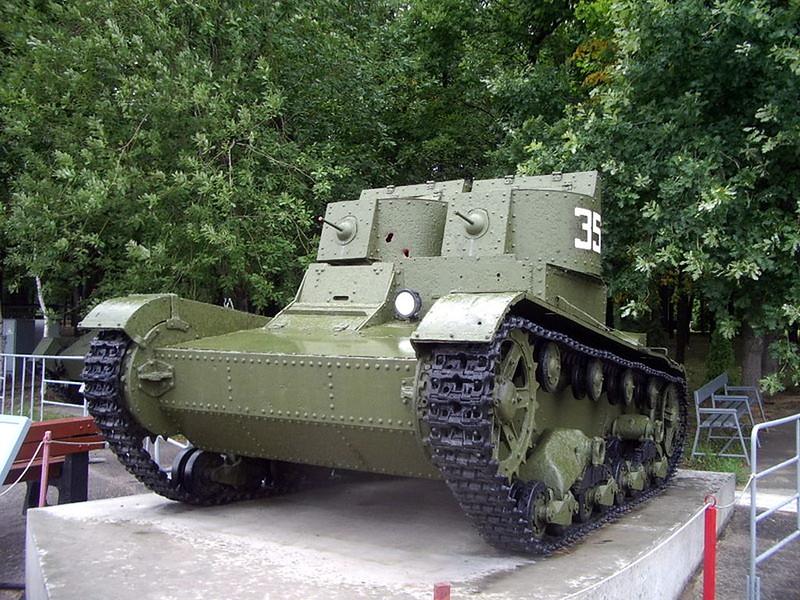 T-26 Model 1931 4