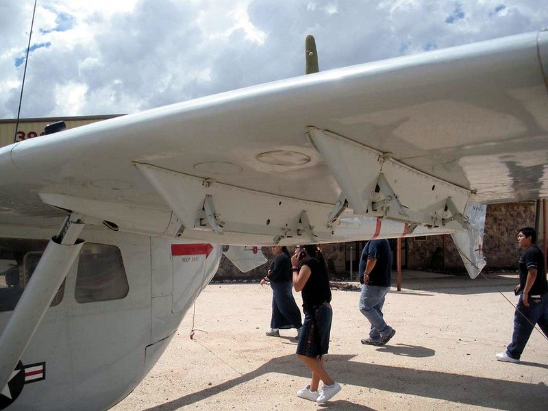 Cessna O-2A Skymaster 9
