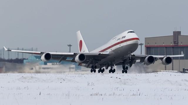 JASDF 747