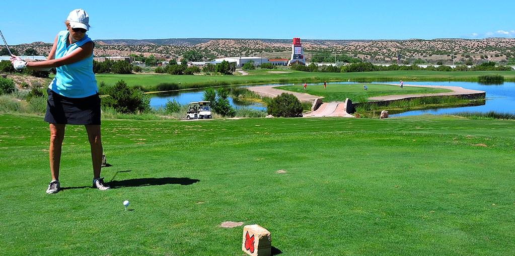 Emily At Towa Golf Club Hilton Santa Fe Golf Resort Amp Sp
