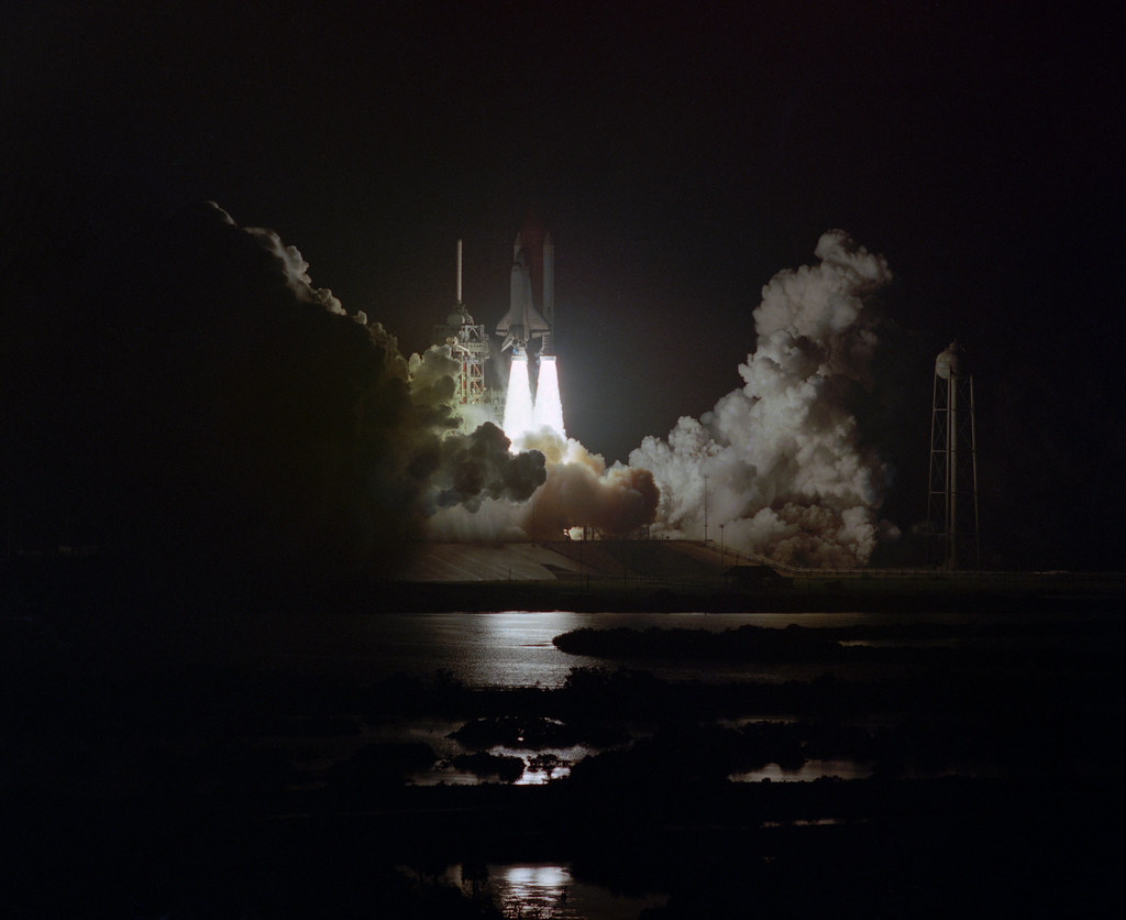 eighth space shuttle mission - photo #38