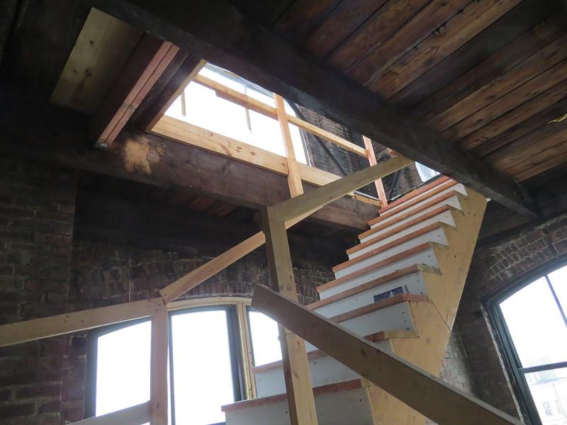 Boury Lofts 6th Floor Progress