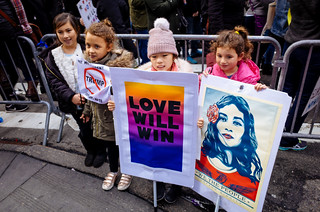 Women's March on NYC | by mathiaswasik