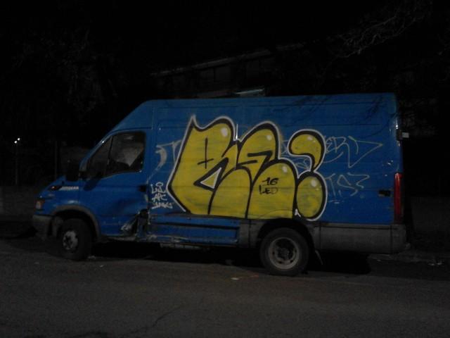 Graffiti in Rome