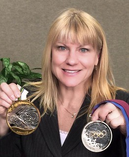 Tue, 02/06/2018 - 15:27 - Olympic Gold Medalist Cathy Turner