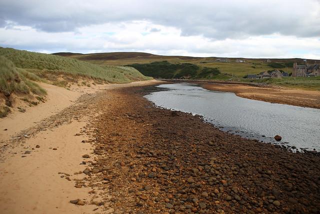 The Halladale River, Melvich
