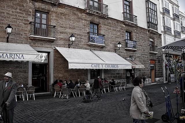 CAFE Y CHURROS