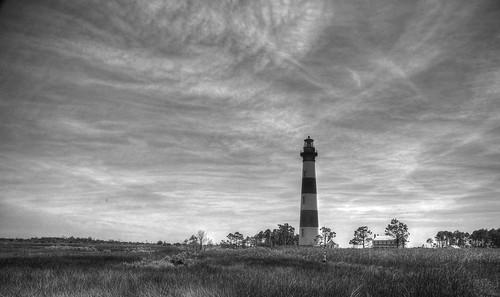 mokastet lighthouse bodieisland bodieislandlighthouse nc northcarolina blackandwhite blackwhite noiretblanc