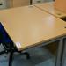 12 by 8 beech desk E80