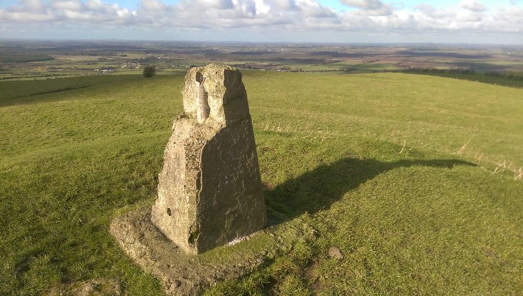 Twelve Scenic Leinster Trig Pillars – Ireland Blogging