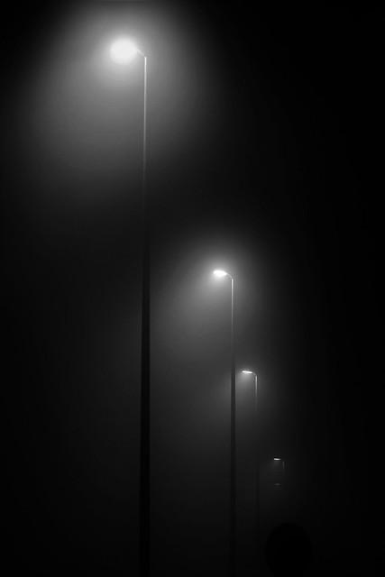 Nebbia - Fog
