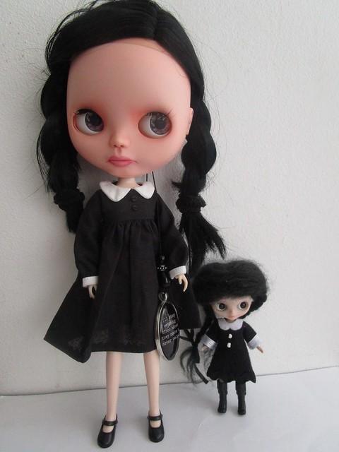 BaD 27 Feb 2018 Little Black dress