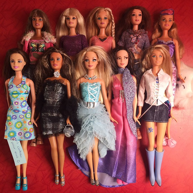 New Dollies : Fashion Fever Lot (01/19/2018)