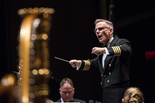 Navy Band visits Manhattan | by United States Navy Band