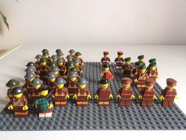 Lego British army (v4) by Yazyas | #act, #yazyas,#LegoDDay
