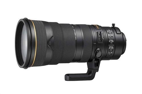 Il nuovo teleobiettivo Nikon da 12.000 euro!