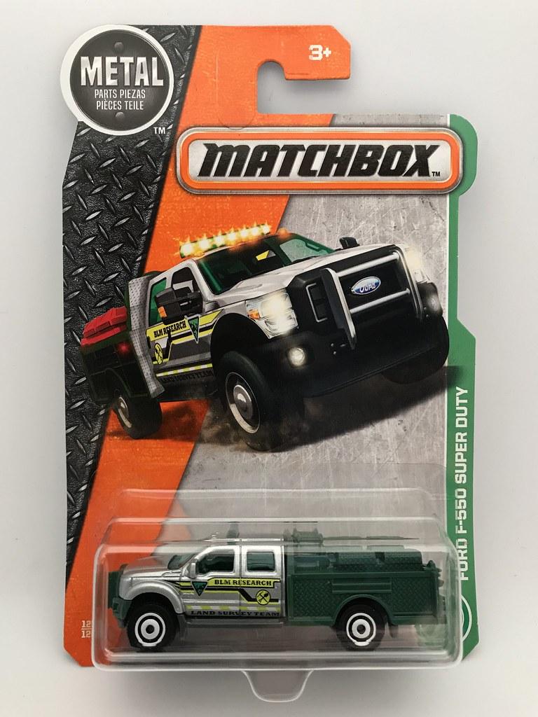 Mattel Matchbox - Number 125 / 125 - BLM Research Land Sur… | Flickr