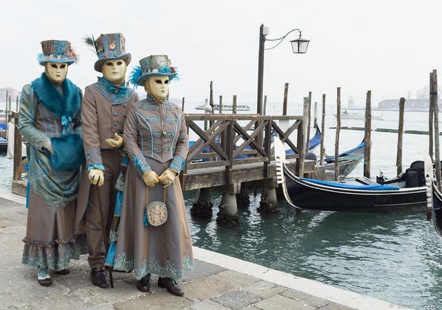 Masque Carnaval Venise 2018