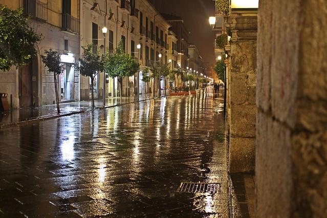 Riflessi di pioggia