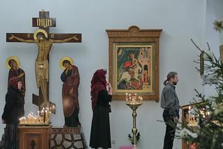 Божественная литургия 215