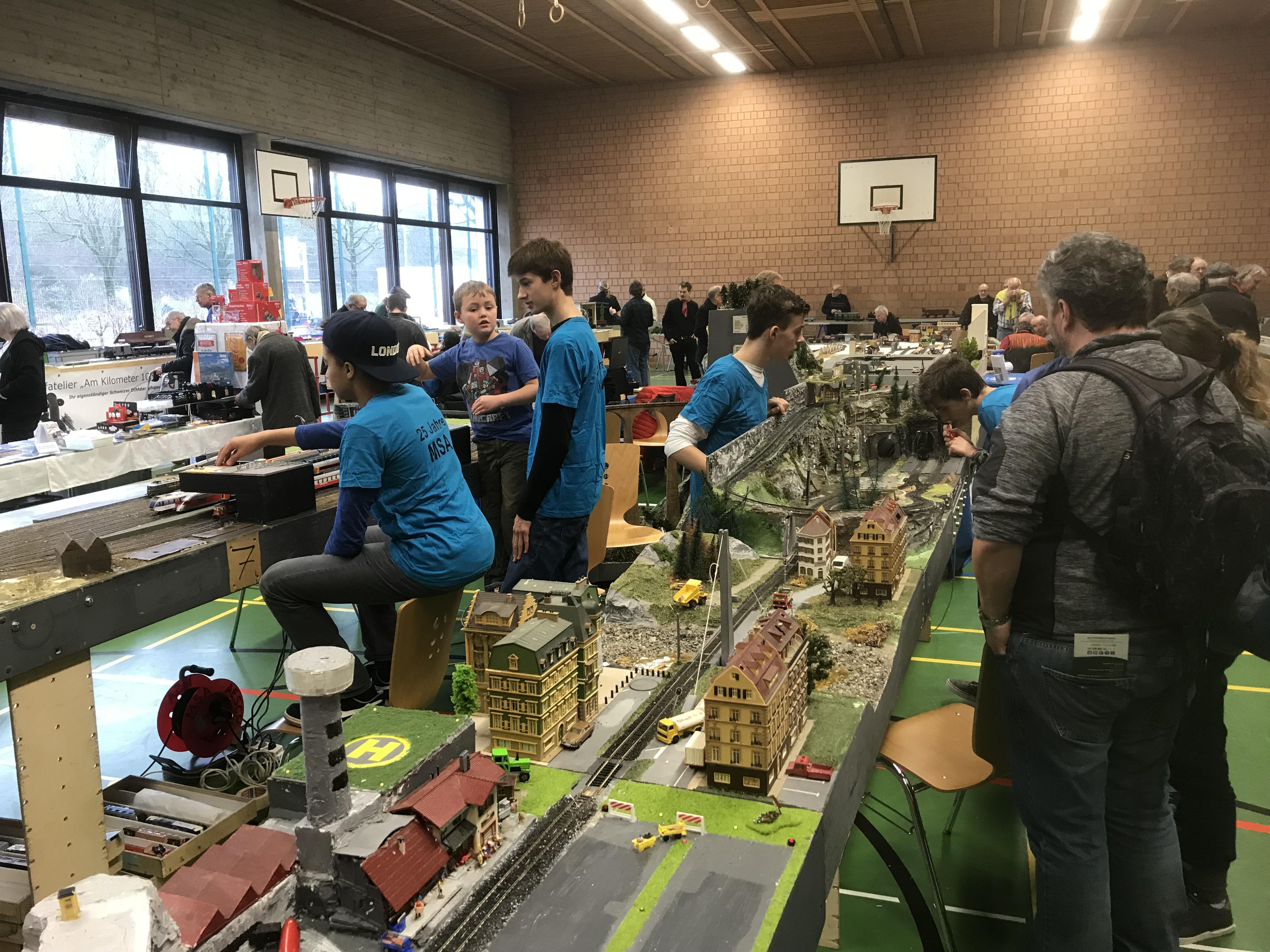 2018 MSA Ausstellung Aesch BL